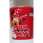 MINNIE MOUSE MAND BAK ROOD MM13066