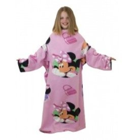 MINNIE MOUSE FLEECE DEKEN T 5055285325671