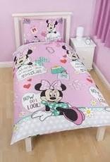 Minnie Mouse Dekbedovertrek Smile MM13112