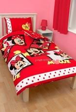 Disney Minnie Mouse Duvet Cover Set Diva