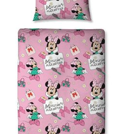 Minnie Mouse Dekbedovertrek MM13039-Makeover