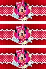 Disney Minnie Mouse Wallpaper Flower -