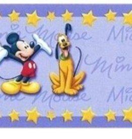 Minnie Micky Pluto Behangrand