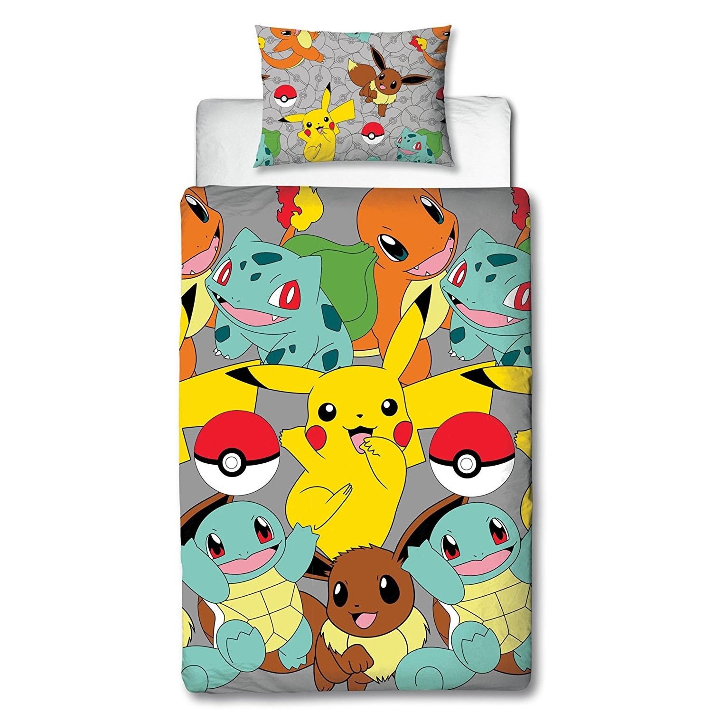 Pokémon Pokémon Duvet Cover Set Catch