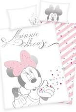 Disney Minnie Mouse  Junior Dekbedovertrek Confetti