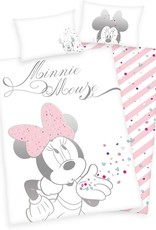 Disney Minnie Mouse  Junior Duver Cover Set Confetti