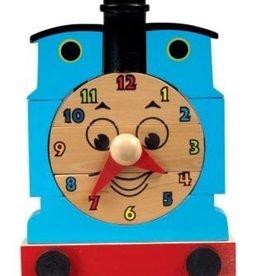 Thomas de Trein Locomotief Puzzel Klok