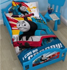 Thomas de Trein Fisher Price Thomas Bed Peuterbed Kinderbed