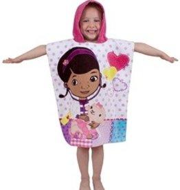 Disney Junior Doc McStuffins Poncho Handdoek