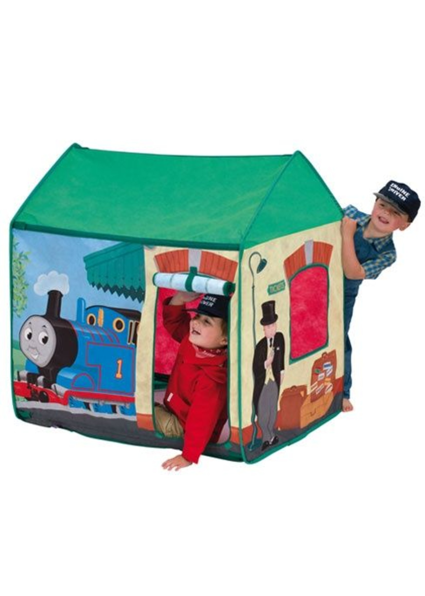 Thomas tent Groen de Trein TH20025-grn