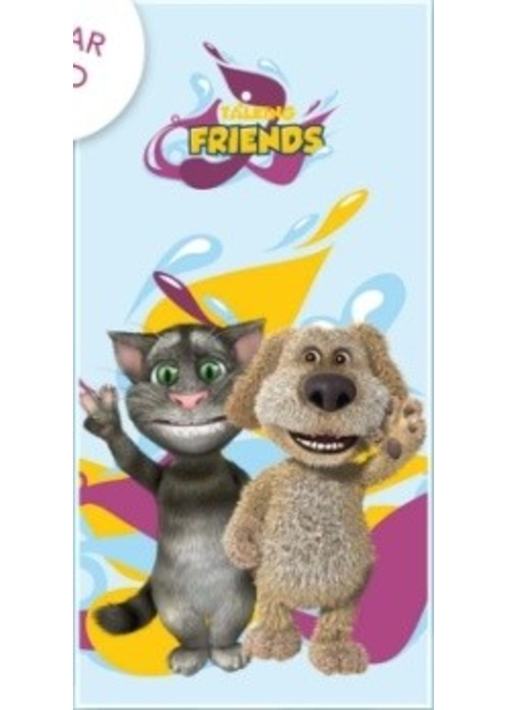 Talking Friends Handdoek TF20001