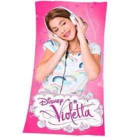 Disney Violetta Handdoek 8435333805053
