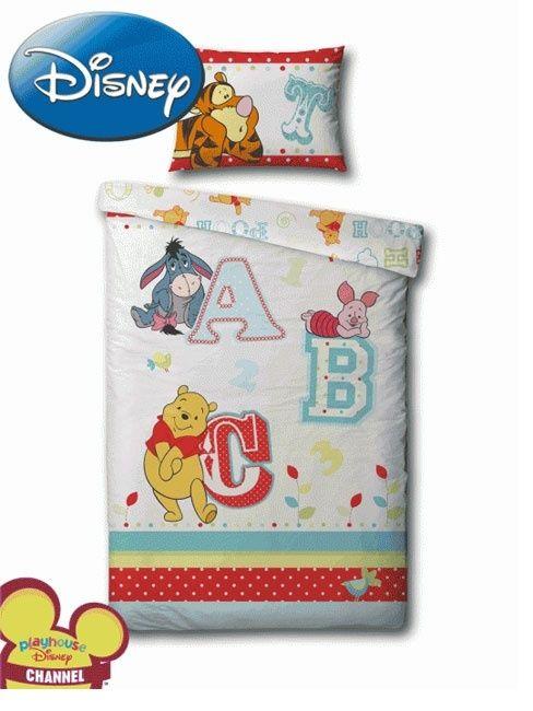 Disney Winnie the Pooh Dekbedovertrek 135 x 200cm