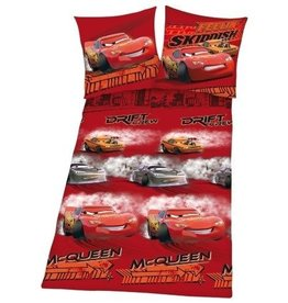 Cars Dekbedovertrek 100% Katoen Cars 2 Drift Crew CD03153