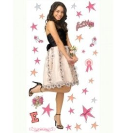 Disney HIGH SCHOOL MUSICAL DECORATIE STICKER GABRIELLA MAXI