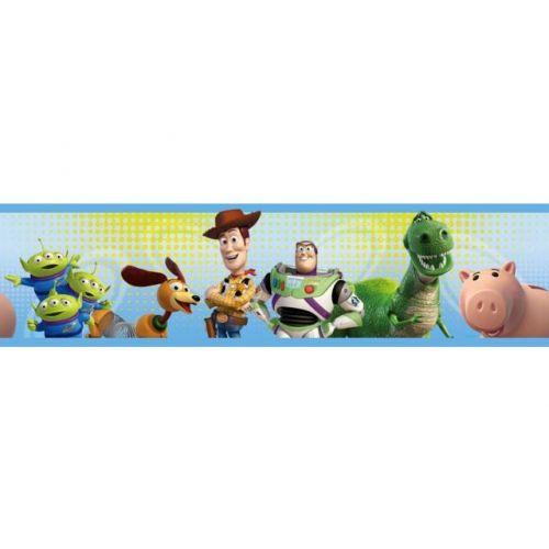 Disney Pixar Toy Story Wallpaper Border Buzz