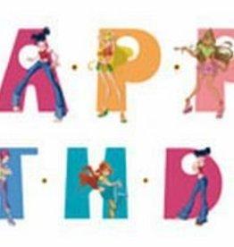 Winx Slinger Happy Birthday 5055285344313