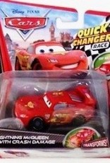 Cars 2 Quick Changers Race Auto CD03209-McQ