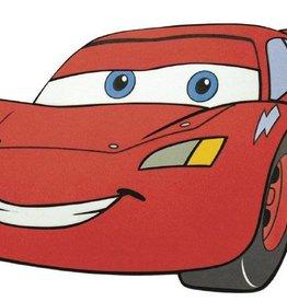 CARS DECORATIE STICKER FOAM MCQUEEN 5410905235639