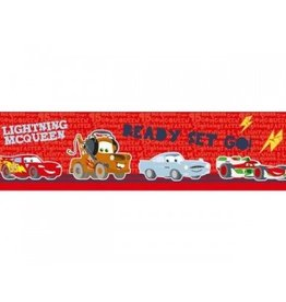 Cars Behangrand Lighting McQueen 5410905424637