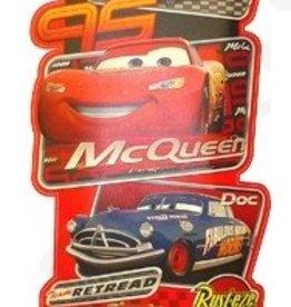 Cars Behangrand Maxi Sticker