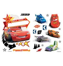 CARS STICKER DEUR DECORATIE