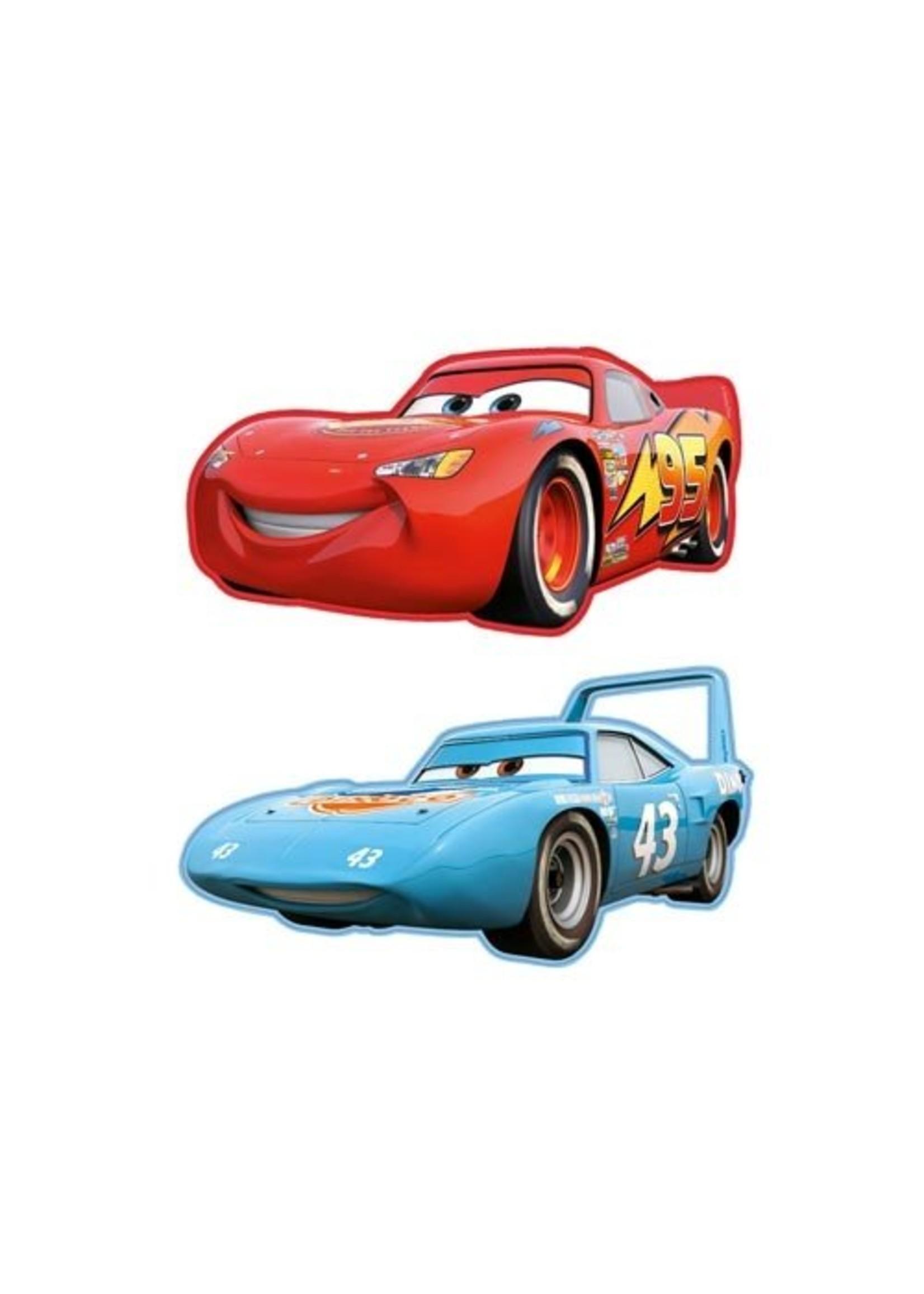 CARS DECORATIE FOAM STICKERS