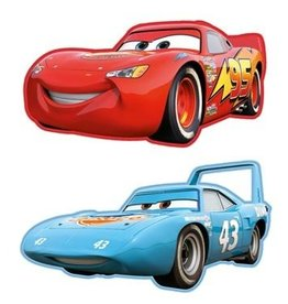 CARS DECORATIE FOAM STICKERS