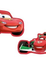 CARS DECORATIE FOAM STICKERS CARS 2