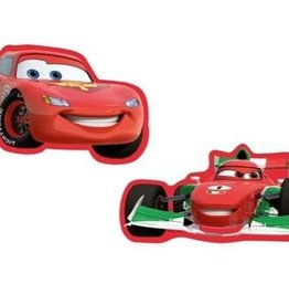 CARS DECORATIE FOAM STICKERS CARS 2