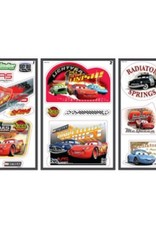 CARS DECORATIE STICKERS 35 5010432623468