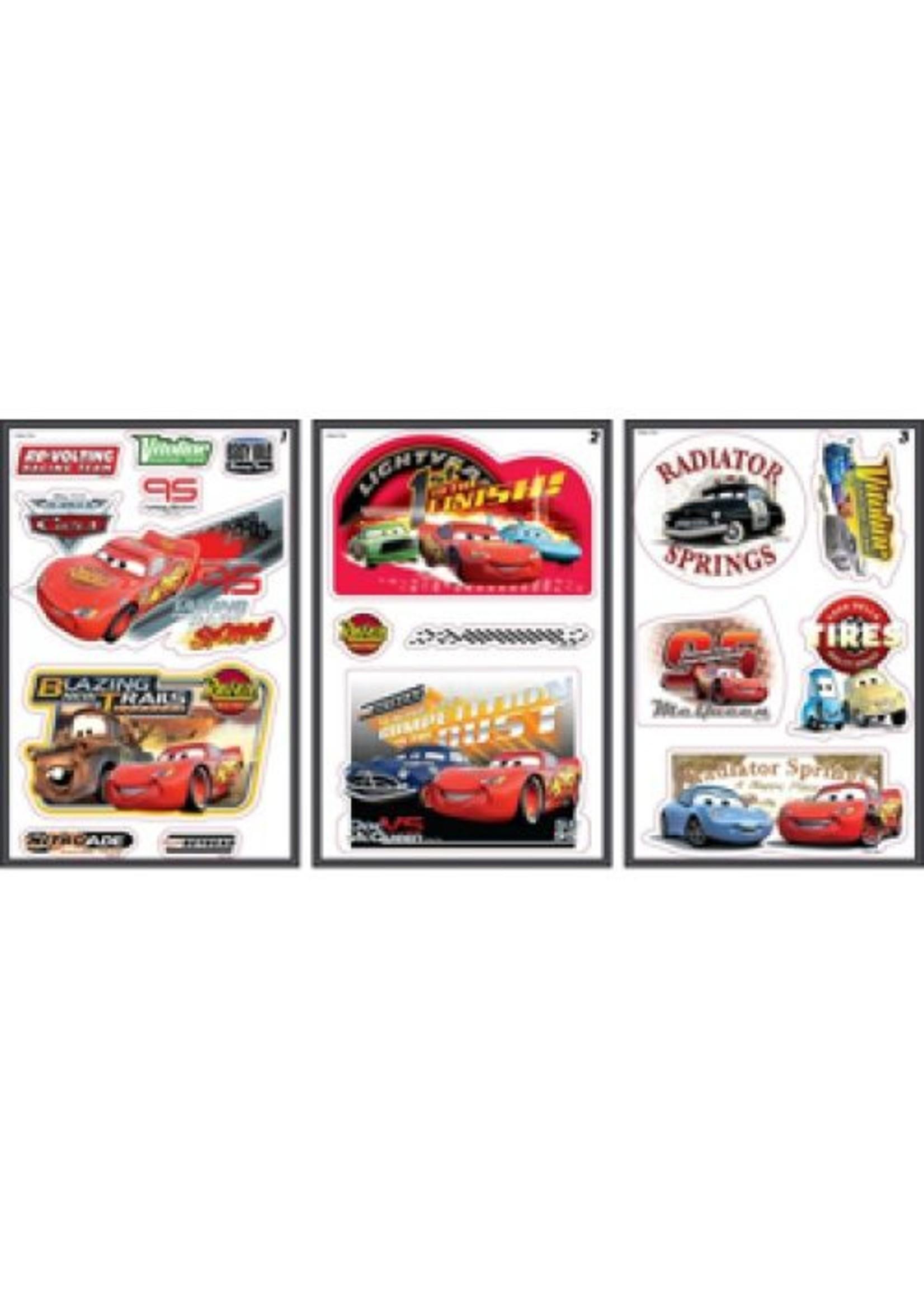 CARS DECORATIE STICKERS 35 5010432623468