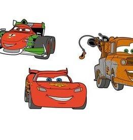 Cars Decoratie Stickers Foam 3in1 Cars2 5410905236636