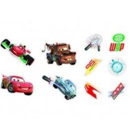 CARS DECORATIE STICKERS FOAM10 5410905241630