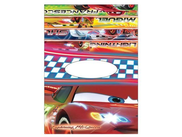 Cars Poncho Handdoek CD03275