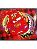 Disney Cars Cars Fleece Deken 360