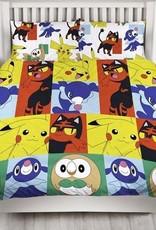 Pokémon Pokémon Tweepersoons Dekbedovertrek Newbies