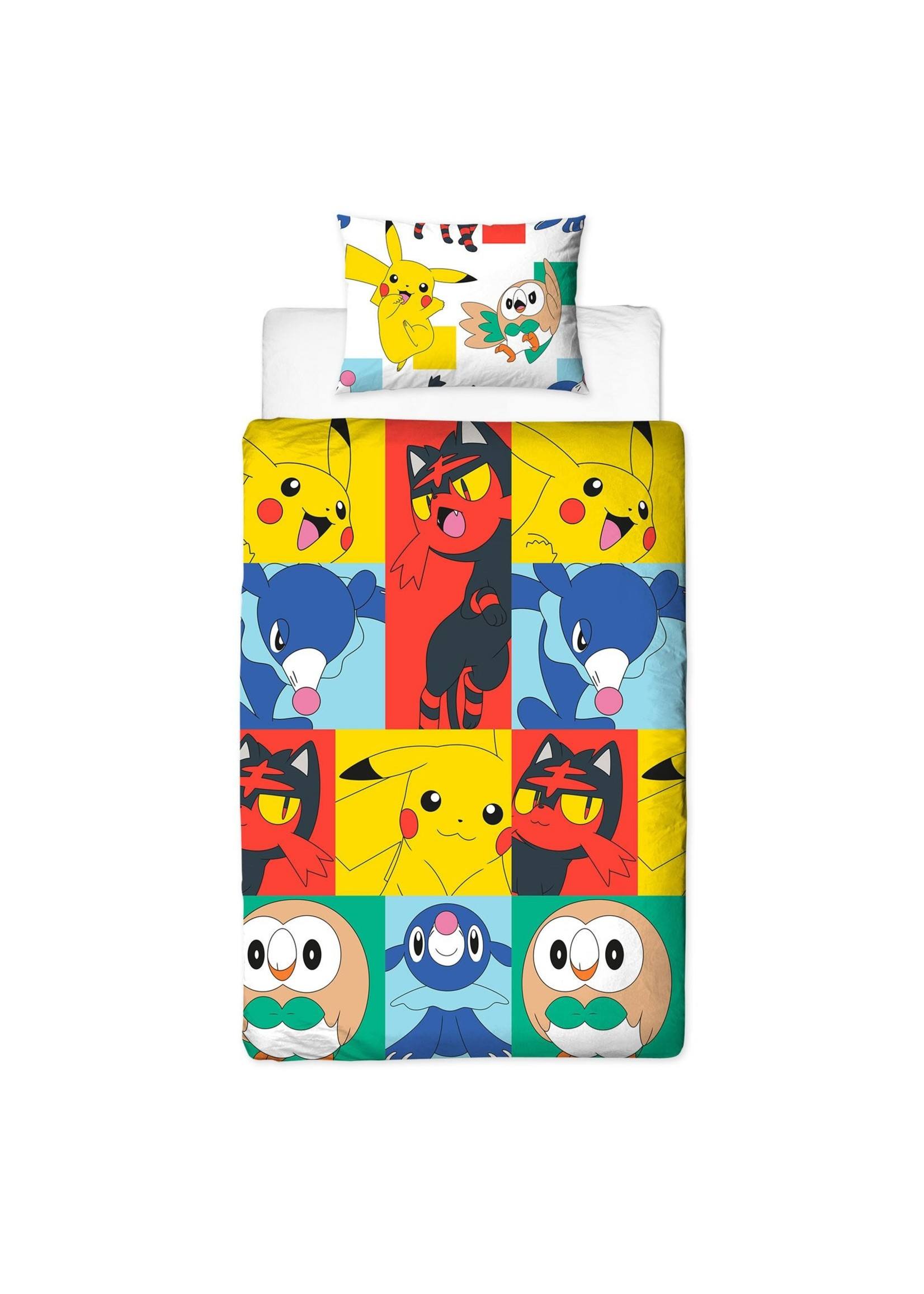 Pokémon Pokémon Duvet Cover Set Newbies