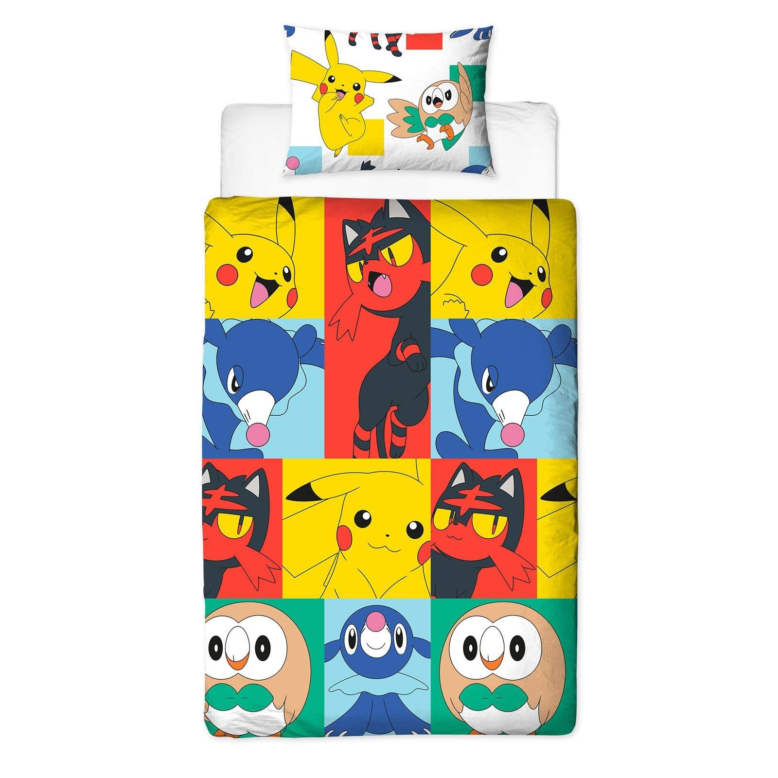 Pokémon Pokémon Dekbedovertrek Newbies