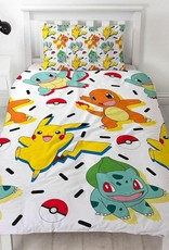 Pokémon Pokémon Duvet Cover Set Memphis