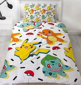 Pokémon Pokémon Duvet Cover Set Memphis - Copy