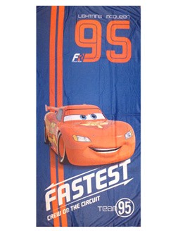 Cars Handdoek FinishLine CD03249