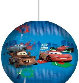 Cars Hang Lampenkap Papier Takel Cars 2 CD03128-Takel