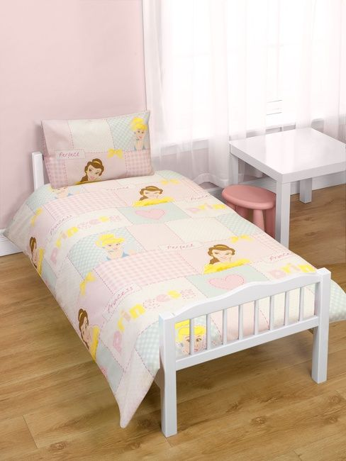 Princess dekbedovertrek 120x150 Junior Belle PR16060-bc