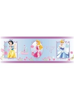 Disney Princess Princess Wall Border Once Upon a Time