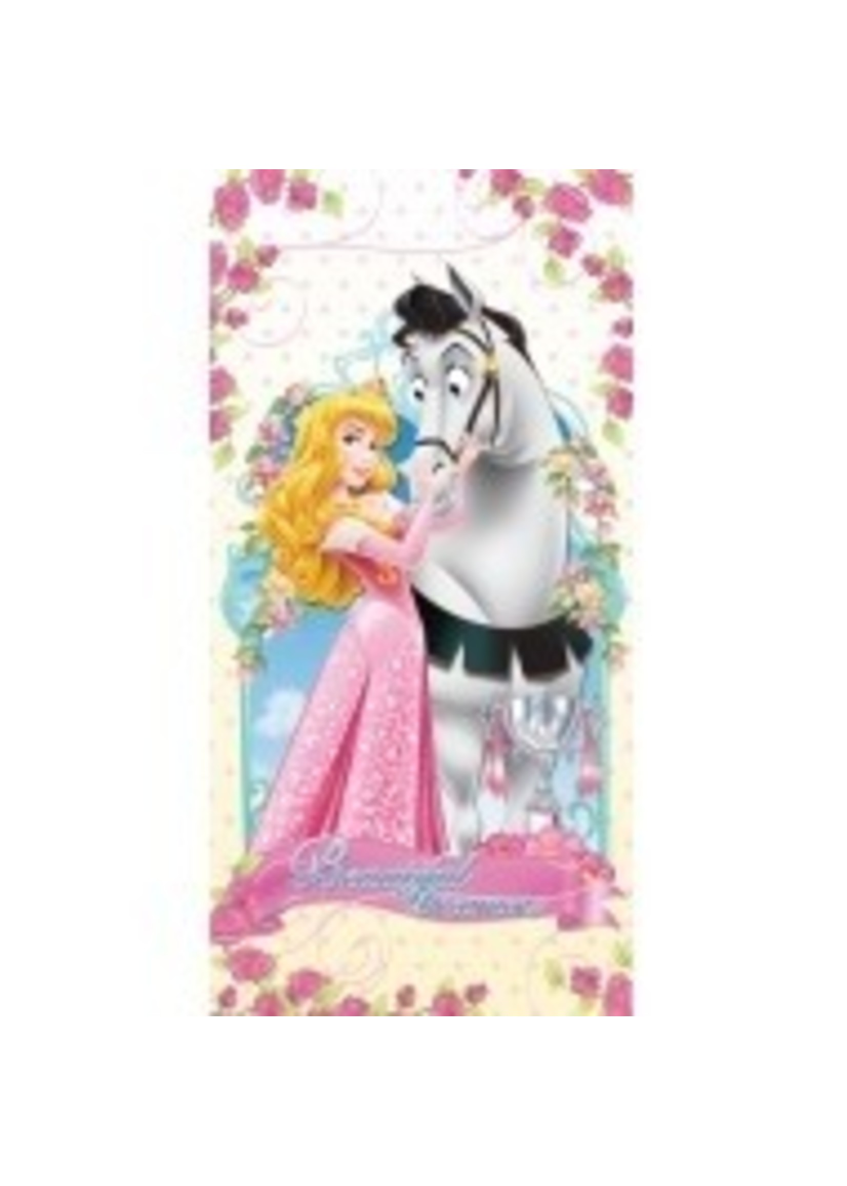 Disney Princess Princess Handdoek Paard