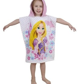 Princess Poncho Handdoek Rapunzel Dreams