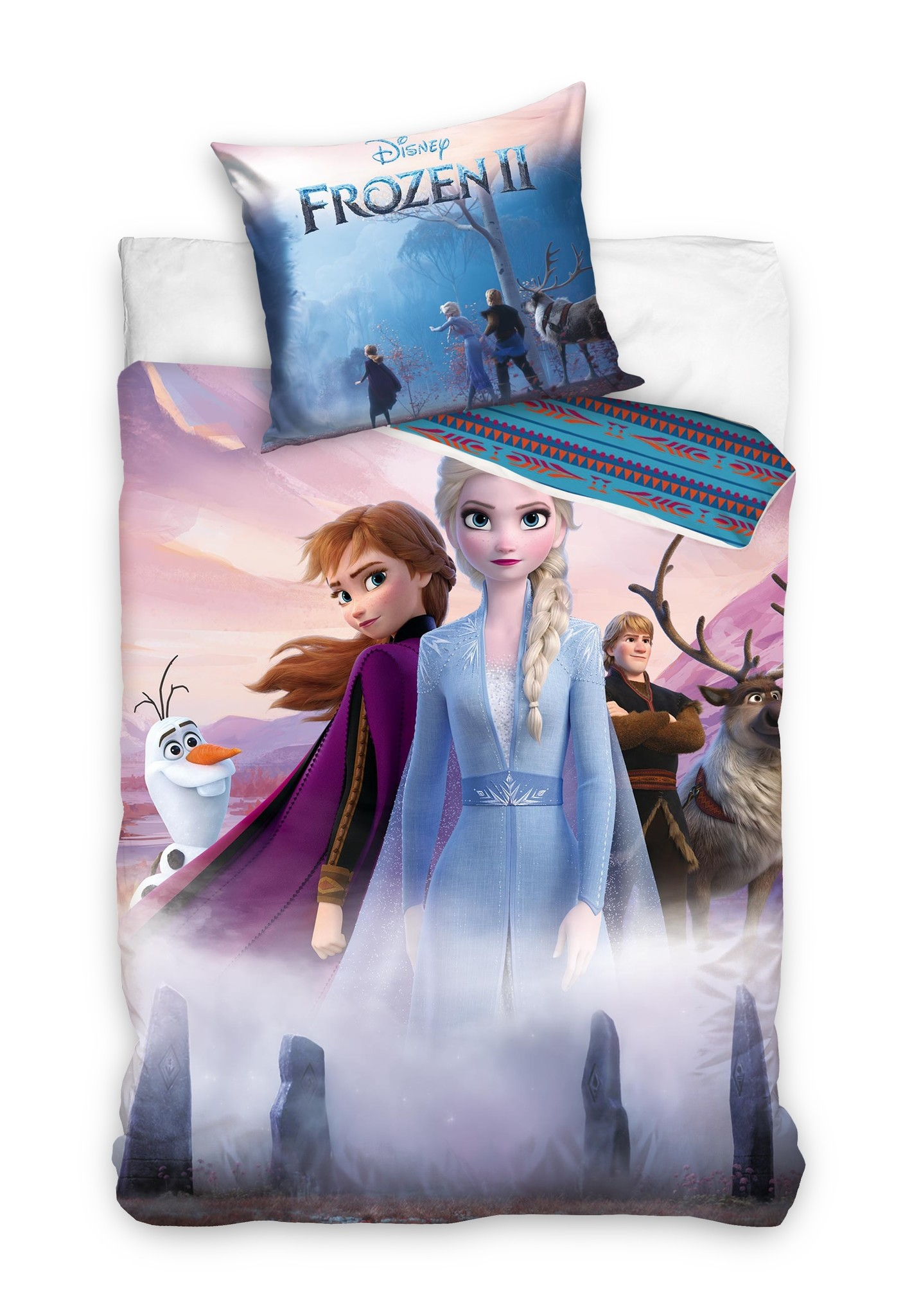 Disney Frozen Frozen 2 Dekbedovertrek 140x200cm