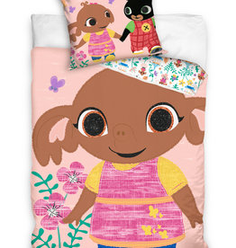 Bing Bunny Bing Bunny Junior Single Duvet Cover Set Sula