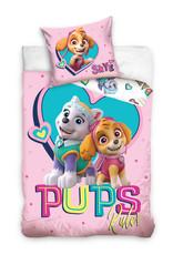 Nickelodeon Paw Patrol  Paw Patrol Junior Dekbedovertrek Pups